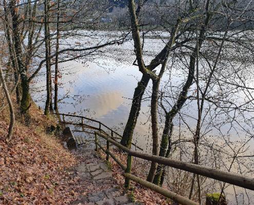 Kronenburger See bei Gedanken auf Reisen-1