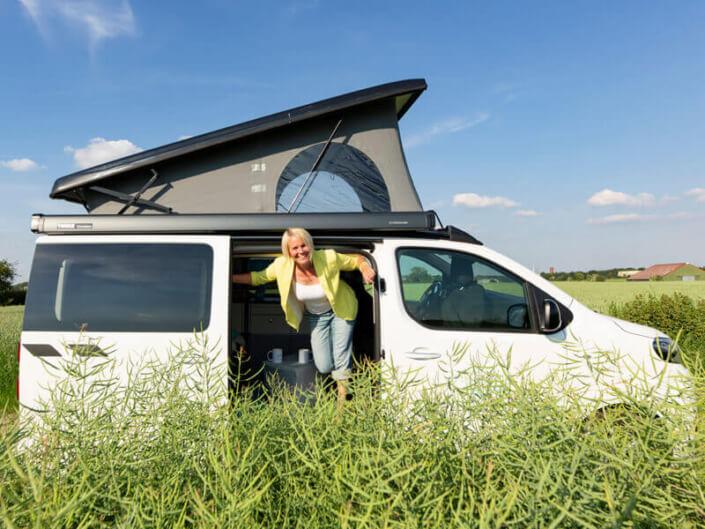 Coaching im Van und in der Natur mit Fluggedanken-Coaching in Köln
